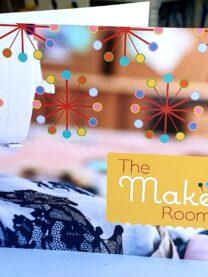 The Make Room Gift Voucher